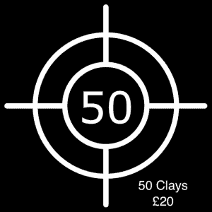 50 clays booking
